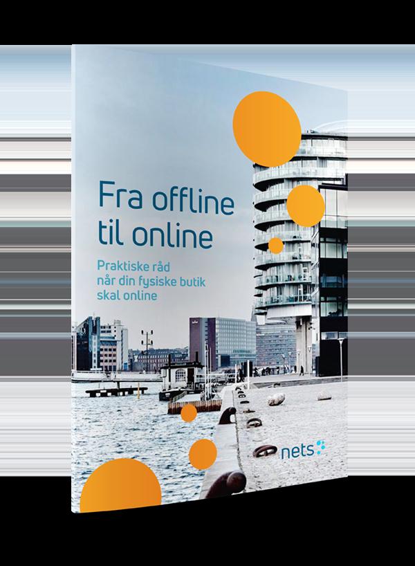 E-bog - Fra offline til online