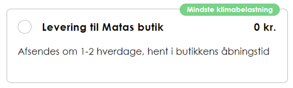 Matas webshop